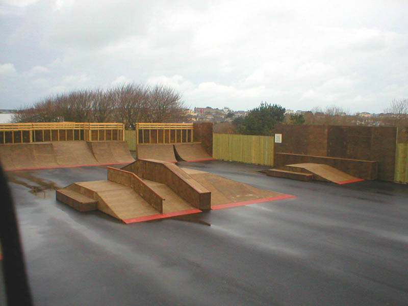 Newquay Community Skatepark