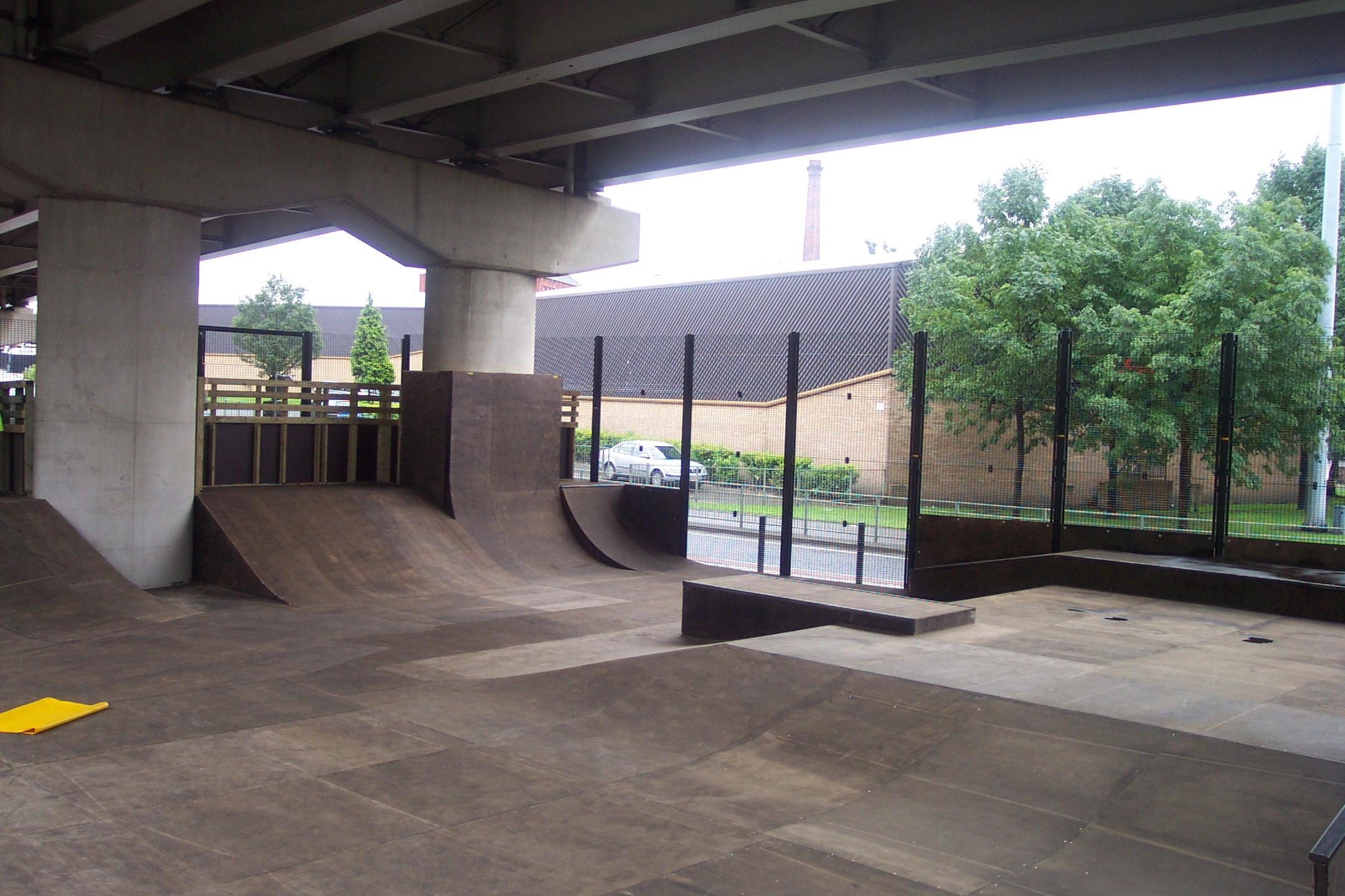 Manchester Underpass