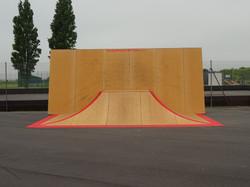 Pyramid Sloped Wall 1