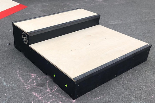 Stepped Grind Box