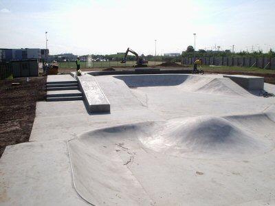 Dagenham Concrete Skatepark