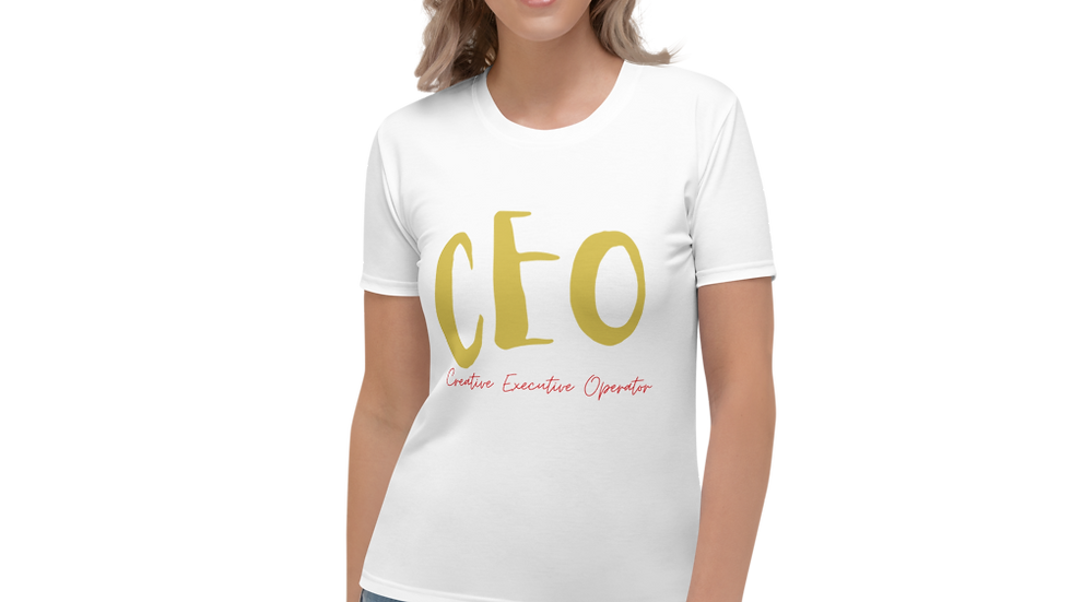 C.E.O (Creative Executive Operator) Women's T-Shirt