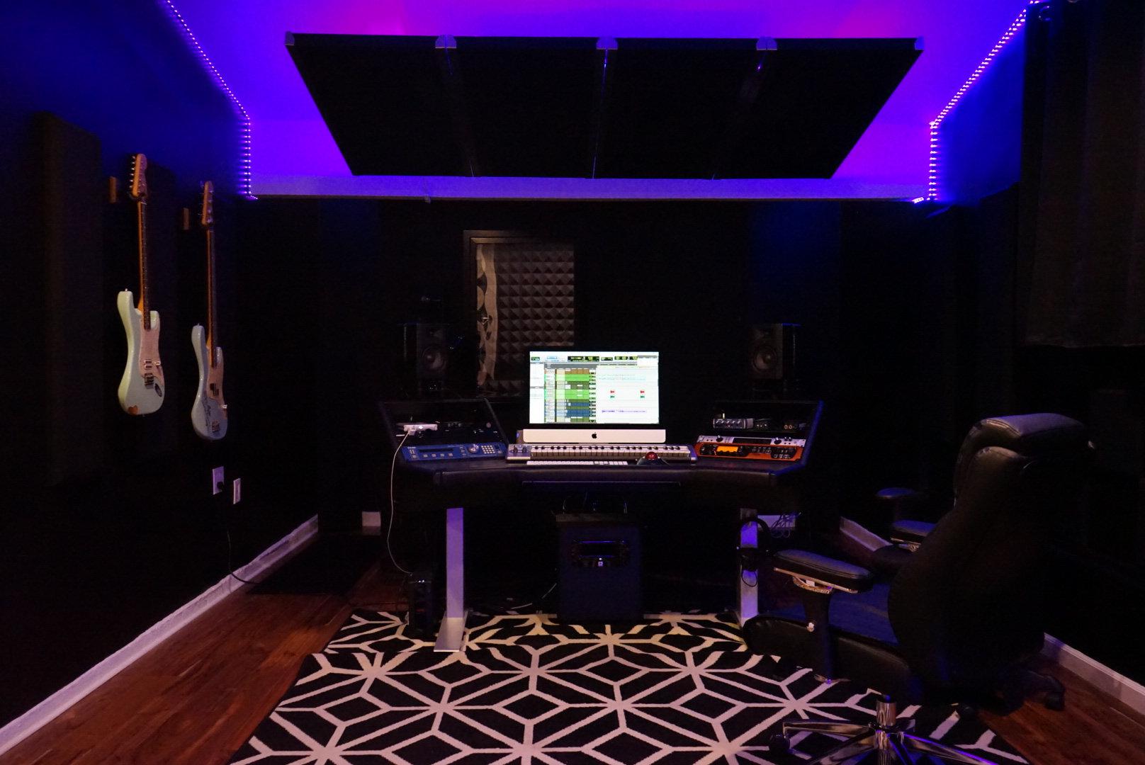 Recording/Studio Time - 2 Hours