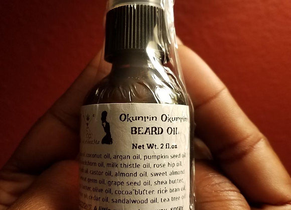 Okunrin Okunrin Beard Oil- Classic