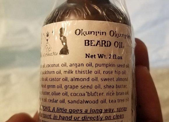 OkunrinOkunrin Beard Oil (Fragranced)