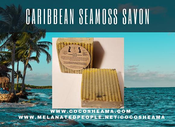 Caribbean Seamoss Savon