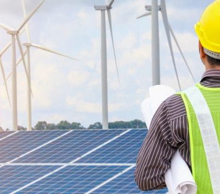 JORDAN IS IN A GOOD PLACE FOR RENEWABLE ENERGY JOBS