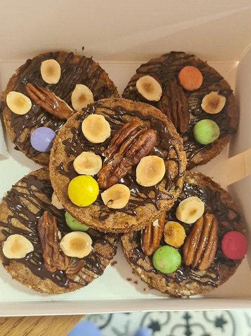 Cookies décorés sans gluten (5)