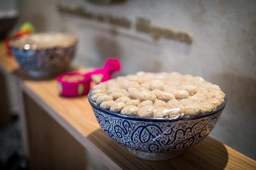 Akda aux amandes sans gluten et sans sucre