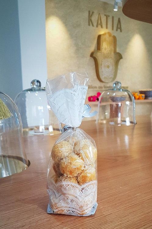 Biscuits noix de coco (Richbond)