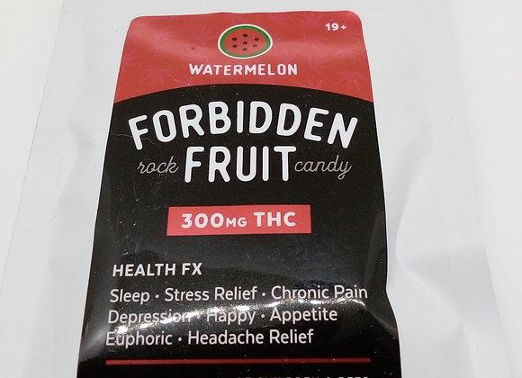 Forbidden Fruit Rock Candy -Watermelon