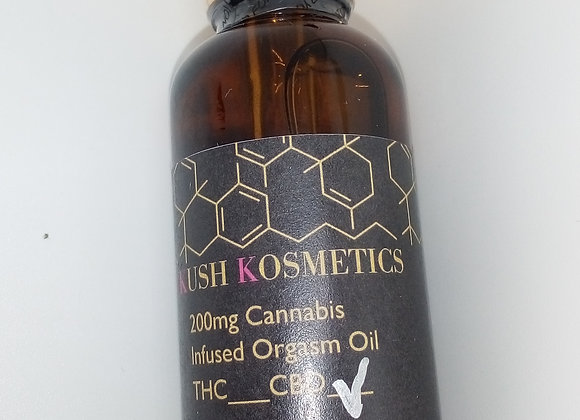 CBD Sex Oil