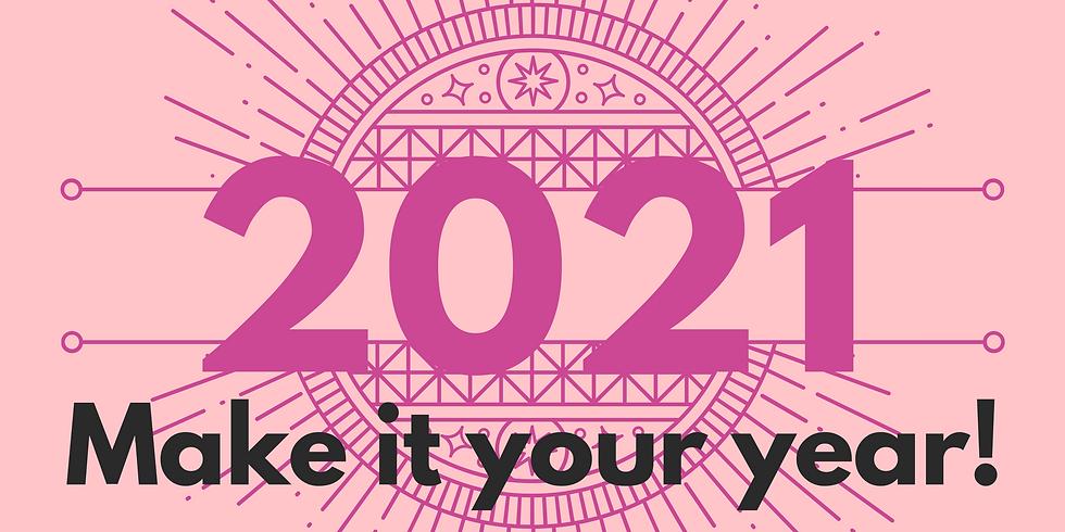 2021  Mid-year Goal Setting Workshop