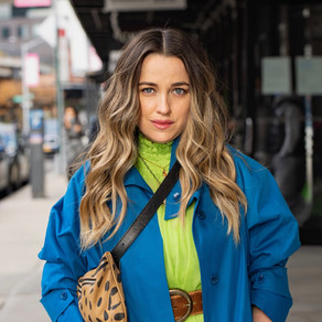 Using color to heal with Susanna Merrick of Aura Wear NYC