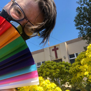 Megan Rohrer the 1st openly trans pastor in the Lutheran Church
