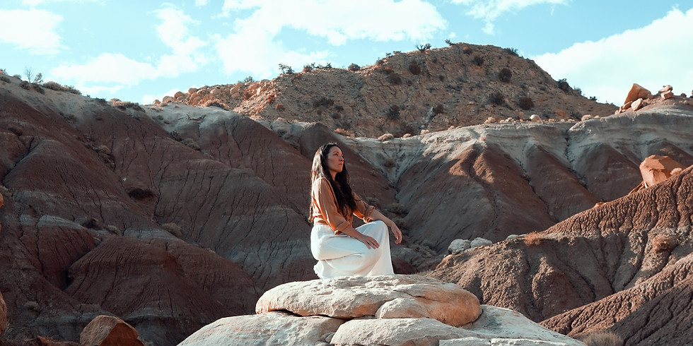 Virtual Workshop: Breathwork with Maya Keane