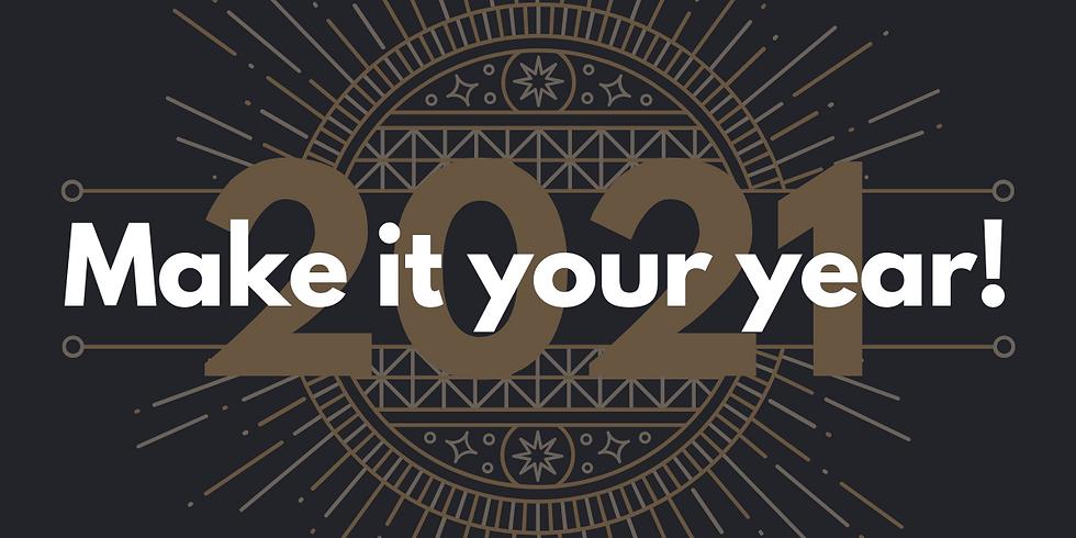 2021 Goal Setting Workshop