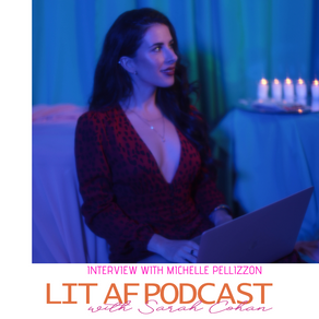 How to radically blend spiritual practices and business with Michelle Pellizzon of Holisticism