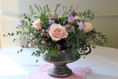 Floral Urn centrepiece
