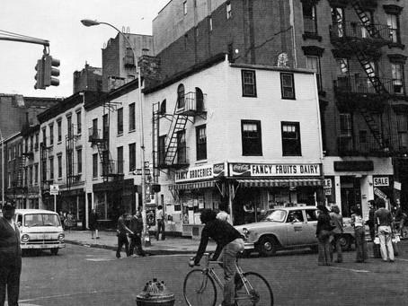West Village History