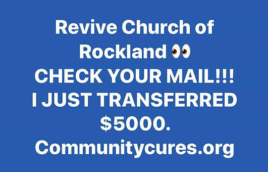 Revive Church of Rockland