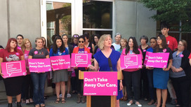 Legal Voice and Allies Stand with Planned Parenthood in Letter to Elected Officials