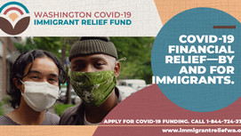 Apply for the Washington Immigrant Relief Fund Today