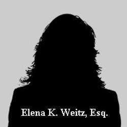 Elena K. Weitz, Esq.