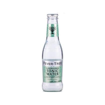 Fever Tree Elderflower Tonic / フィーバーツリー エルダーフラワートニック/200ml