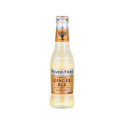 Fever Tree Ginger Ale / フィーバーツリー ジンジャーエール/200ml×24本