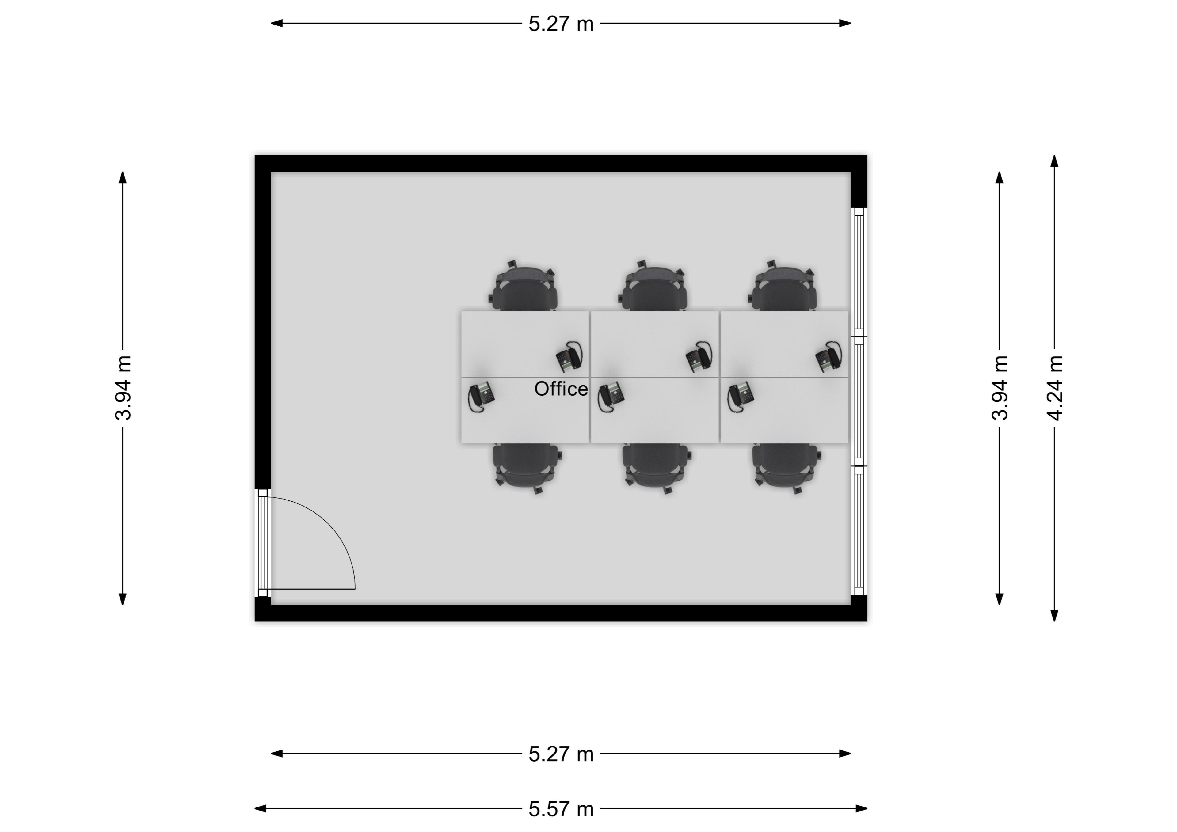 F6 Floor Plan