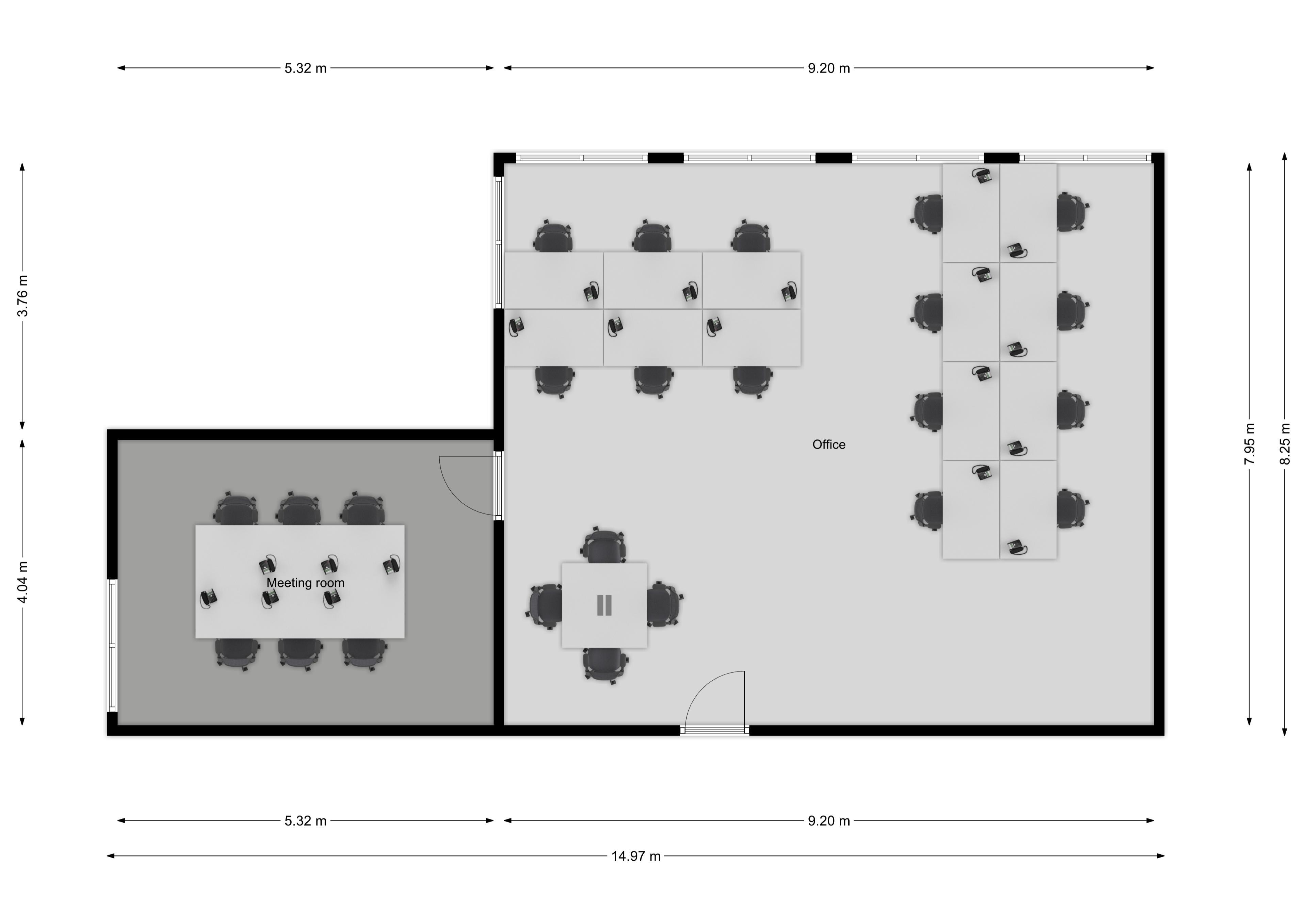 302-4 Floorplan