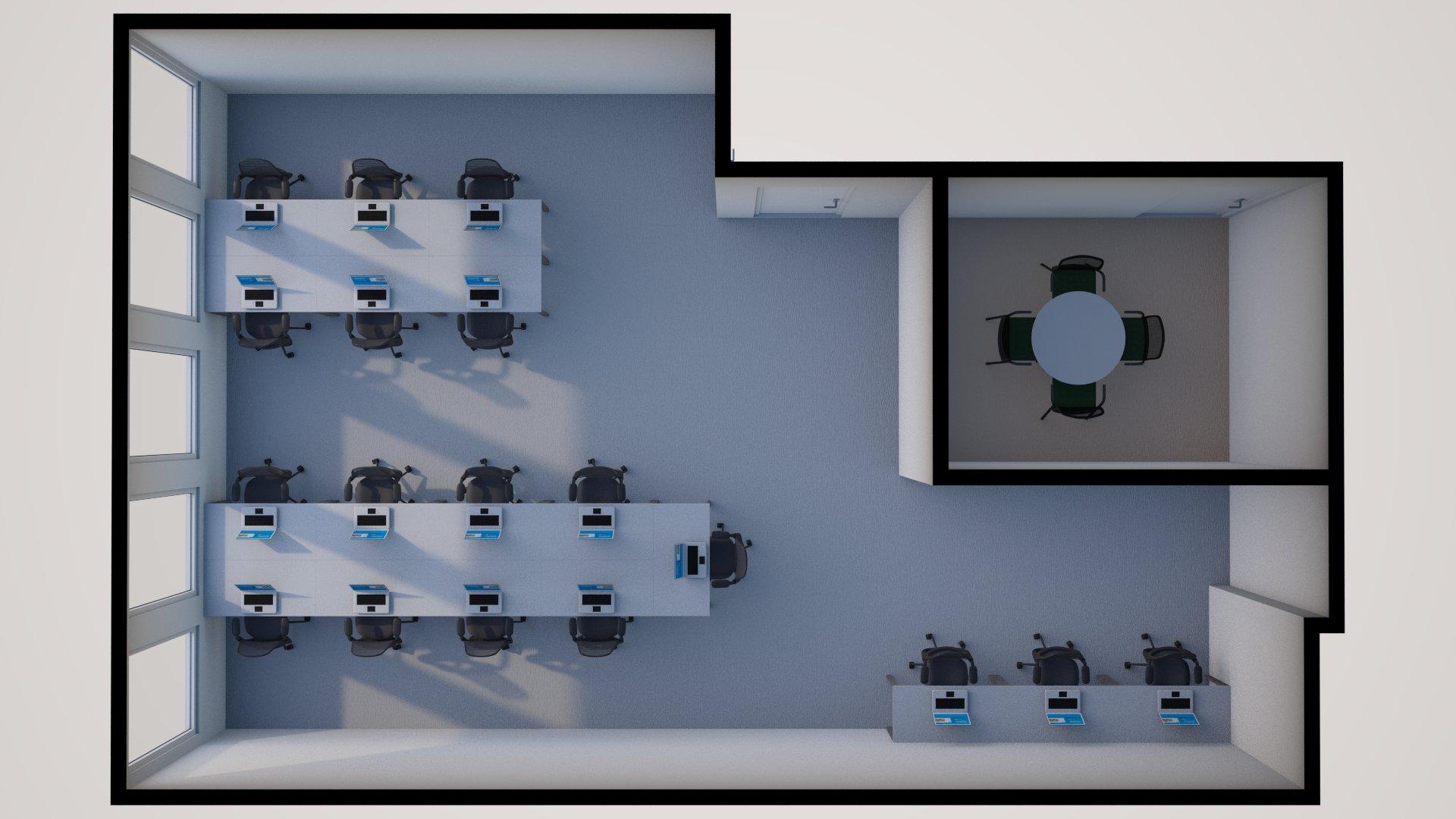 F7-10 Floor Plan (3D)