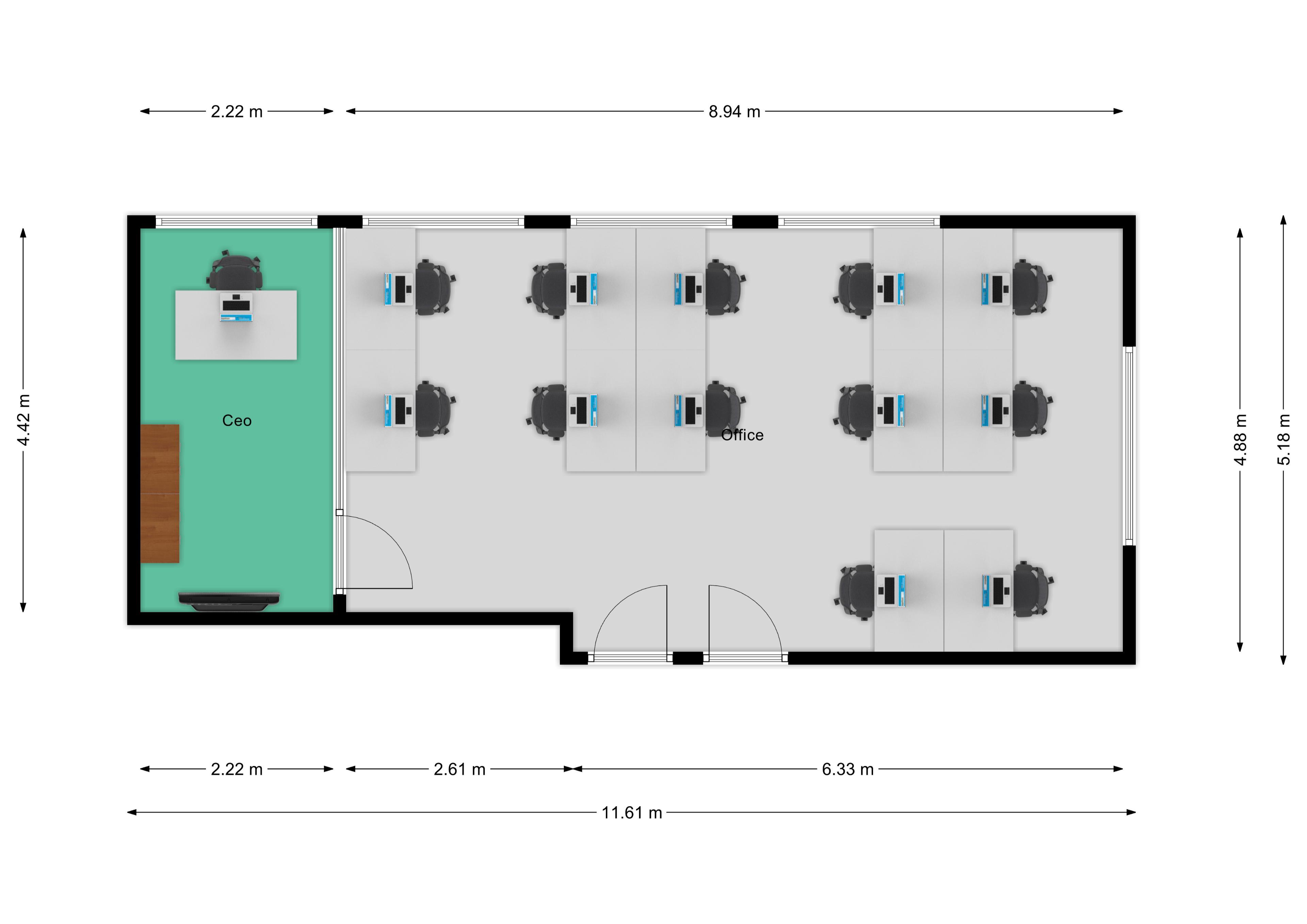 401-2 Floorplan