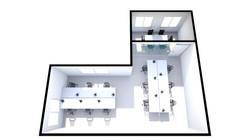 502-3 Floor Plan (3D)