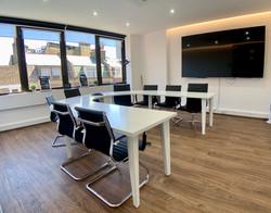 Client's Private Boardroom