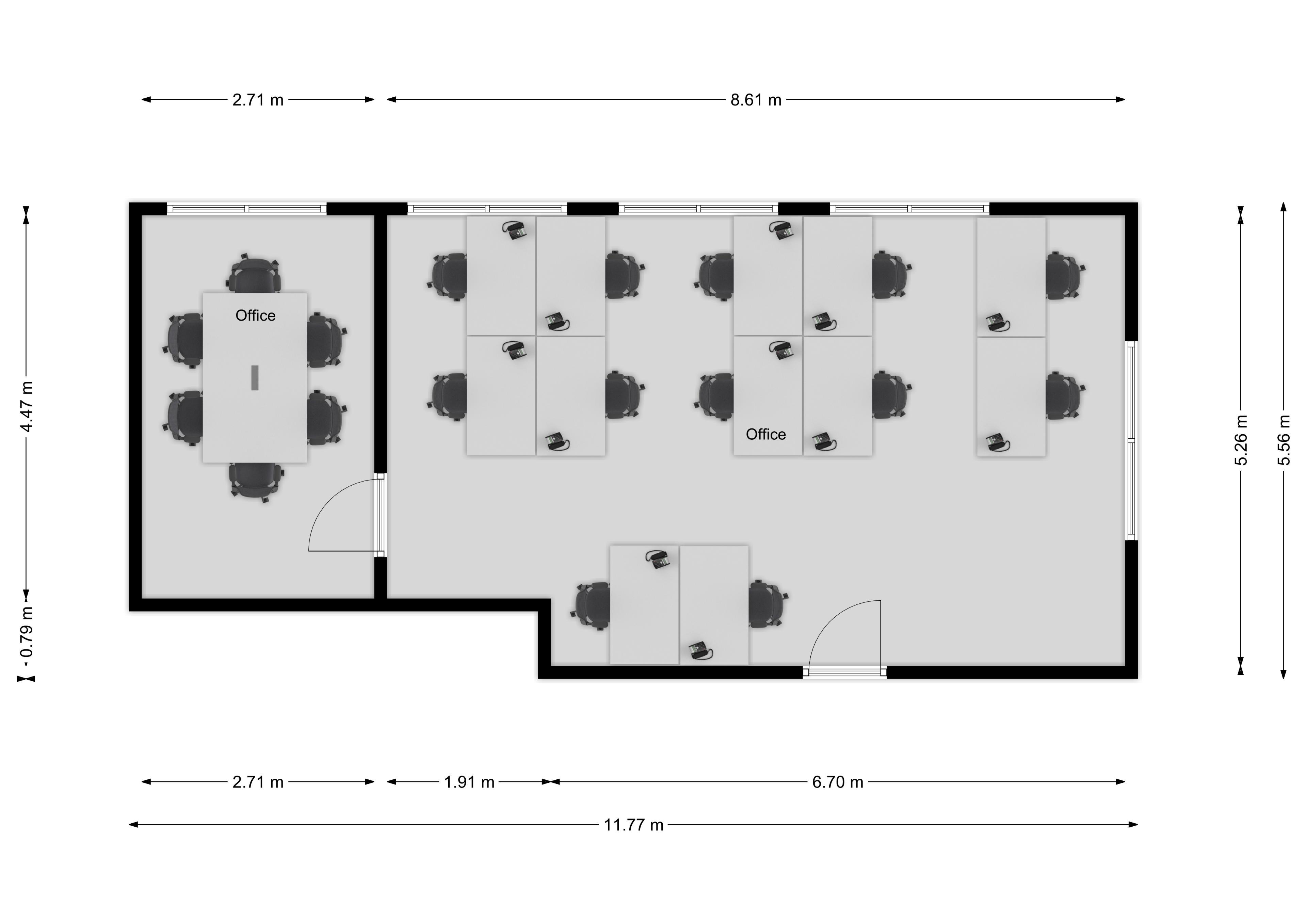 601 Floorplan