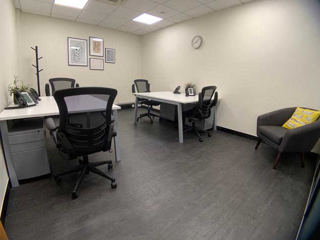 4 Person Internal Office