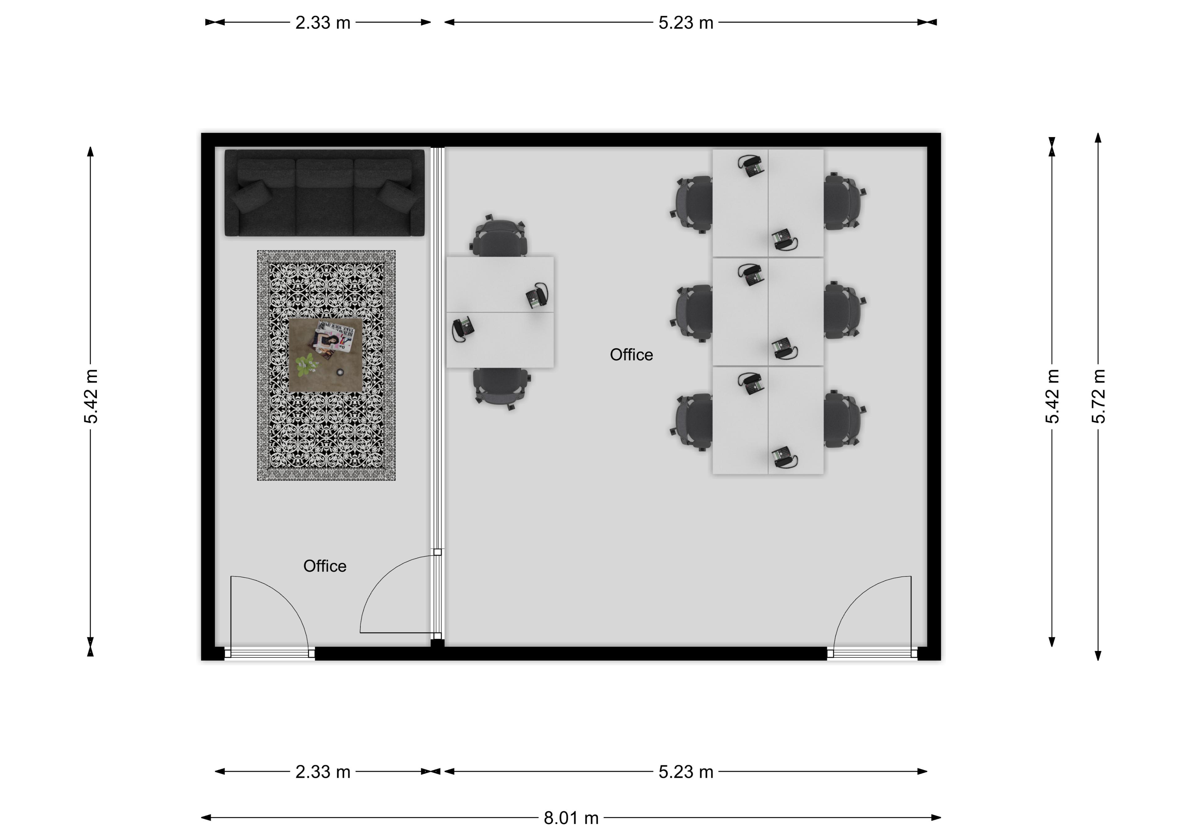 M7 Floorplan (Partitioned)