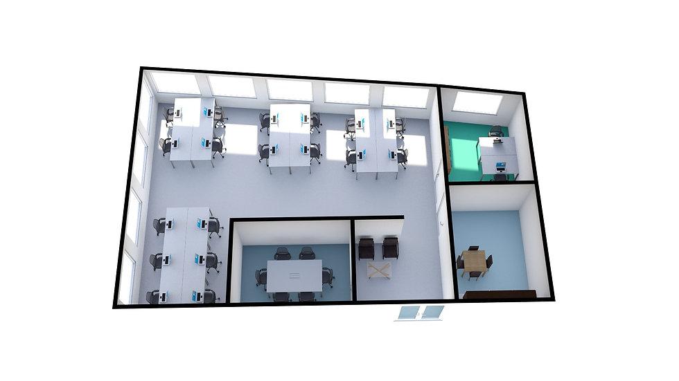107 3D Floorplan 3