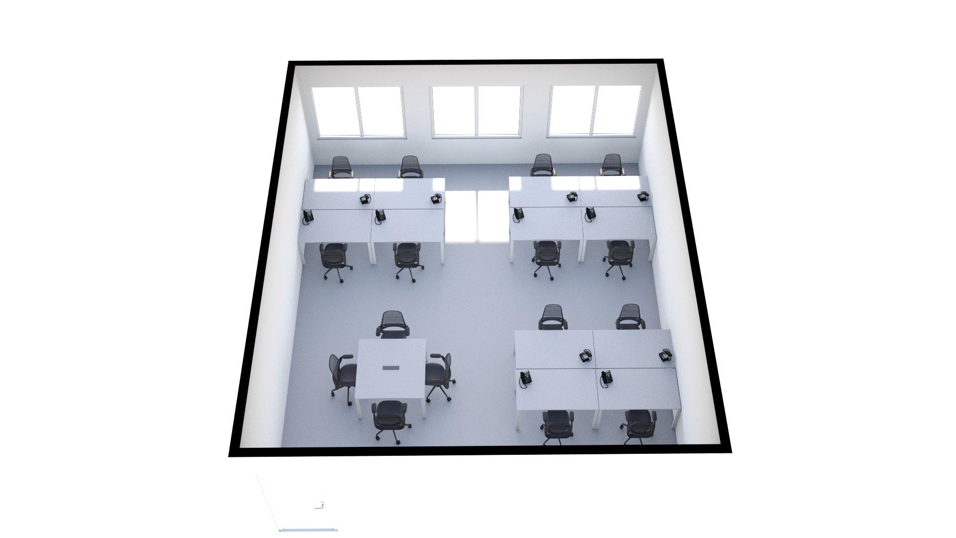 306 Floorplan (3D)