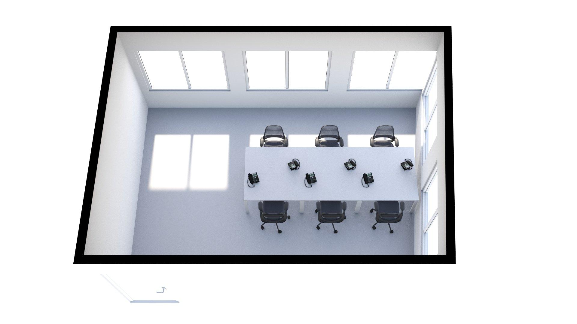 407 Floor Plan (3D)