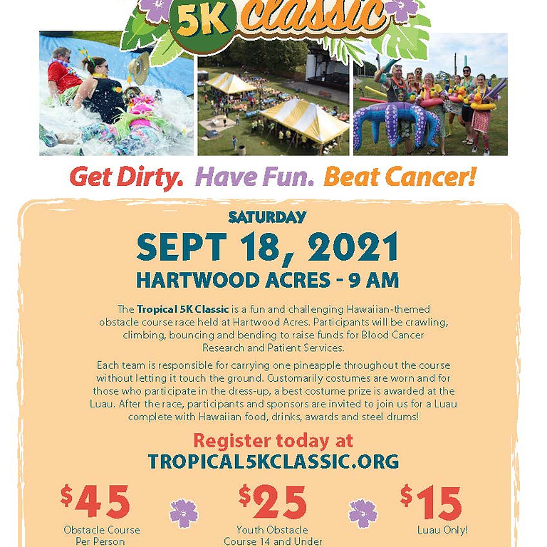 The Tropical 5K Classic