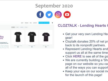 September 2020 eNewsletter