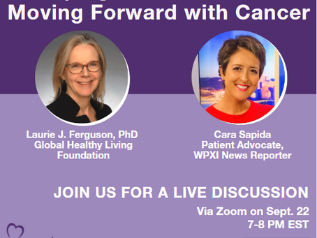 Coping with Resilience - Moving Forward with Cancer