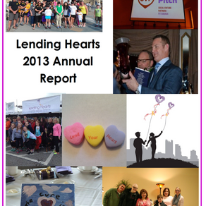 2013 Lending Hearts Annual Report