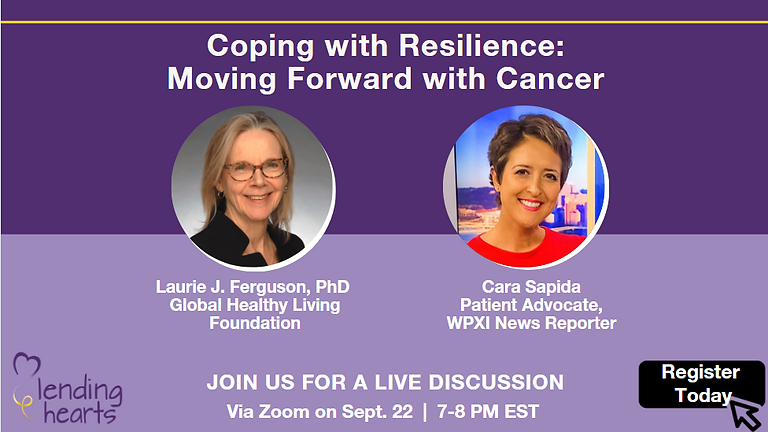 Coping with Resilience: Moving Forward with Cancer - A Panel Discussion