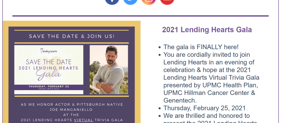 February 2021 eNewsletter