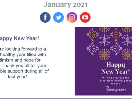 January 2021 eNewsletter