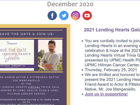 December 2020 eNewsletter